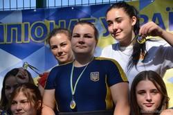 Сумоїсти з Харківщини стали переможцями чемпіонату України