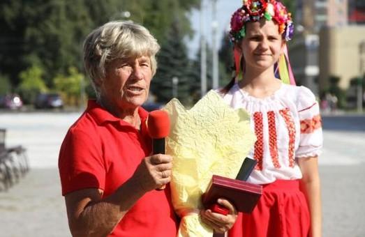 Харків'янка отримала звання Заслуженого працівника фізичної культури та спорту