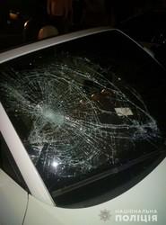 У Харкові на тротуарі збили чотирьох пішоходів