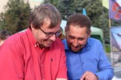В Харкові вшанували пам'ять загиблих журналістів