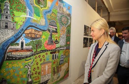 Дуже приємно, що для Бієнале молодого мистецтва був обраний Харків – Світлична