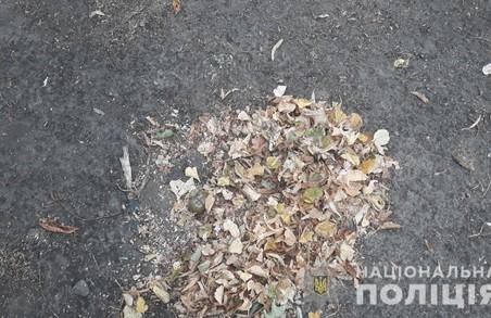 В Харкові знайшли гранату
