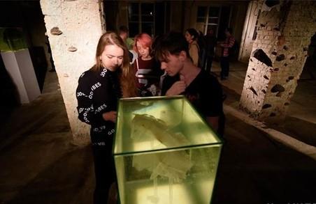 Незвичайний арт-об'єкт Бієнале оцінили харківські екоінспектори (ФОТО)