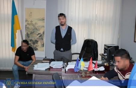 СБУ затримала хабарника-функціонера одного з харківських ВНЗ