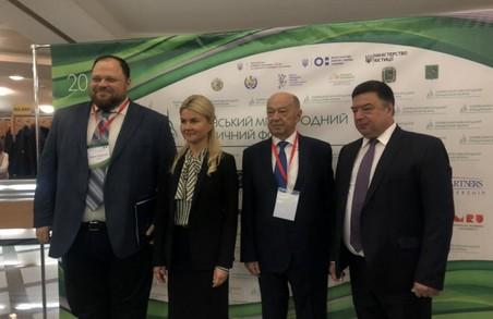 Світлична: У ІІІ Харківському міжнародному юридичному форумі беруть участь правники 30 країн світу