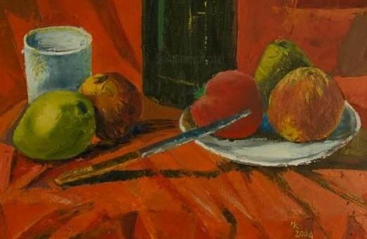 У Художньому музеї відкриється виставка живопису Миколи Курсіна