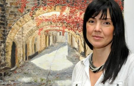 Харків'ян запрошують на творчу зустріч з художницею Ольгою Прасол