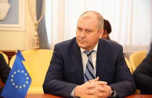Звільнено прокурора Харківської області Юрія Данильченка