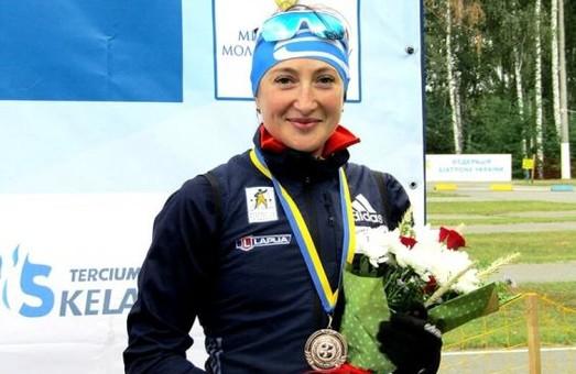 Харківські біатлоністи завоювали «бронзу» чемпіонату України