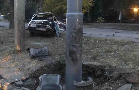 У Харкові в ДТП загинув п'яний водій (ФОТО)