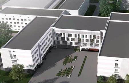 Затверджено проект другої черги будівництва Обласного центру онкології – ХОДА