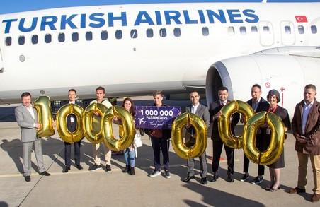 Аеропорт Ярославського зустрів в Харкові мільйонного пасажира (ФОТО)