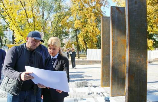 Створення монументу захисникам України в Харкові знаходиться на завершальному етапі – Світлична