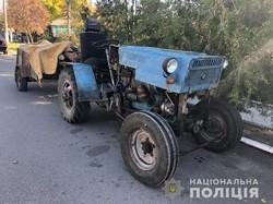 На Харківщині в черговий раз викрили незаконну вирубку дерев