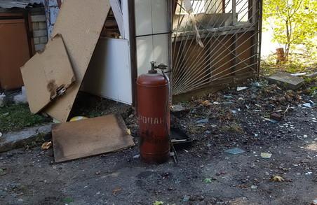 На Харківщині стався вибух побутового газу, є постраждалі (фото)