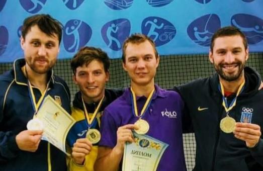Харківські шпажисти стали переможцями на Кубку України