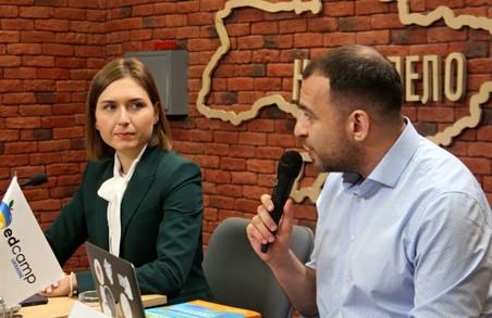 Співчуття, стійкість та взаємодія: Харків'янам розповіли, якою має бути сучасна система освіти