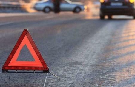 У Харкові внаслідок аварії загинула літня жінка