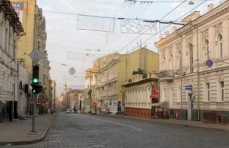 У понеділок через ходу по вулиці Сумській забороняється рух транспорту
