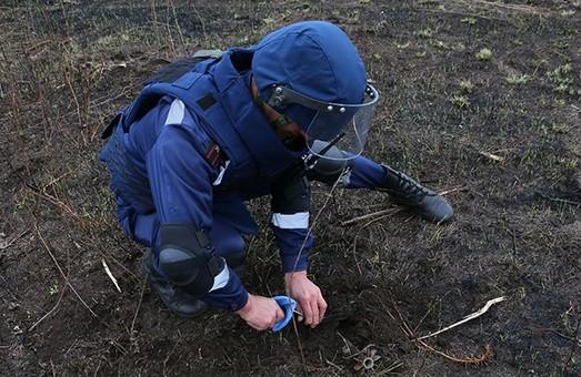 Вчора на Харківщині було розміновано 13 боєприпасів