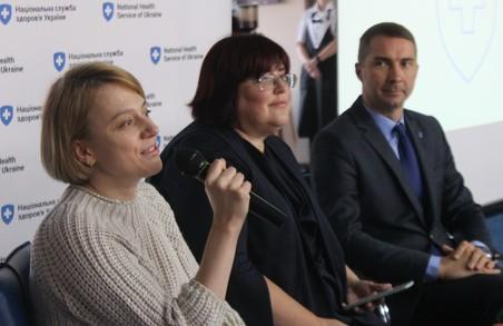 Харківщина є другим регіоном за об'ємом фінансування первинної медичної допомоги