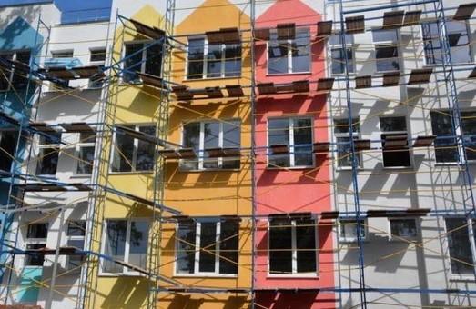 В Харківській області будують та відновлюють понад 250 об'єктів