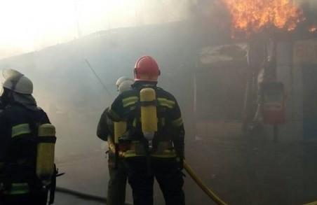 На Харківщині внаслідок пожежі загинула людна