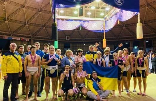 Харківські сумоїсти вибороли нагороди чемпіонату світу