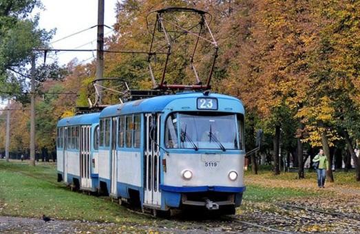 Деякі харківські трамваї курсуватимуть за іншим маршрутом