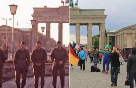 В Харкові пройде фотовиставка, присвячена падінню Берлінського муру