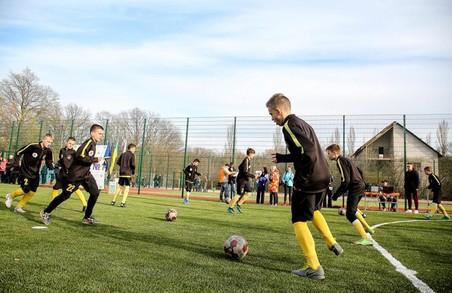 За останні роки на Харківщині збудовано 500 спортмайданчиків та 5 фізкультурно-оздоровчих комплексів – Світлична