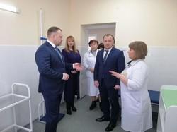 В Харківській області активно відновлюється медична інфраструктура