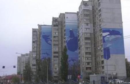 Вулиці Харкова тепер прикрашає мурал-рекордсмен