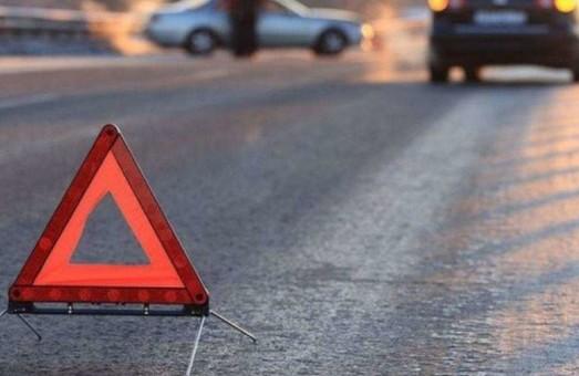 На Харківщині внаслідок аварії загинув пішохід