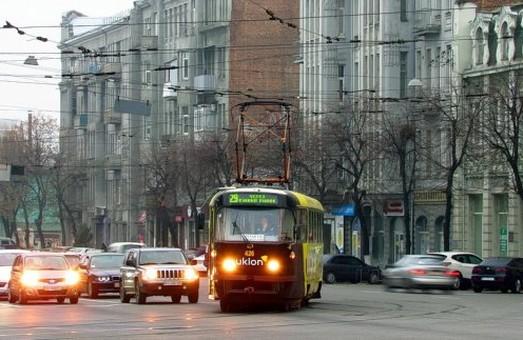 Деякі трамваї курсуватимуть Харковом за іншими маршрутами