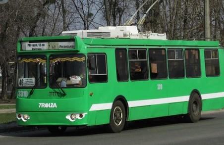 Низка харківських тролейбусів відновить свої маршрути