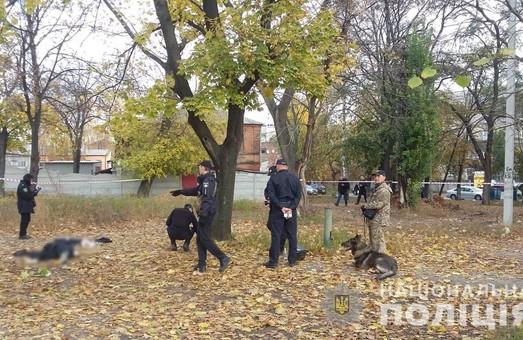 Стрілянина на Колчківській: правоохоронці знайшли ще один схрон зі зброєю (ФОТО)