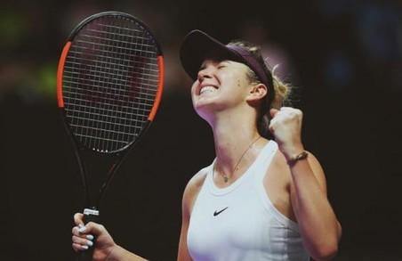 Еліна Світоліна завершила сезон на шостому місці рейтингу WTA