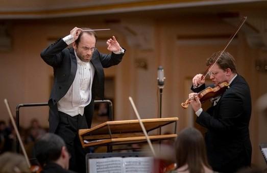 У Харкові всесвітньо відомий скрипаль-віртуоз Валерій Соколов зіграє музику Бетховена