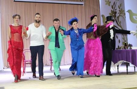 З професійним святом працівників культури привітала Юлія Світлична (ФОТО)