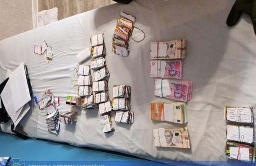 Харківська СБУ викрила схему фінансування ЛНР и ДНР