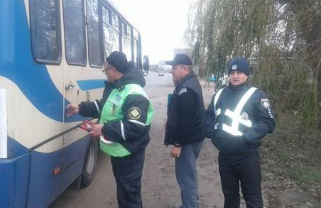 «Перевізник зима – 2019»: На Харківщині перевізникам влаштовують рейдові перевірки