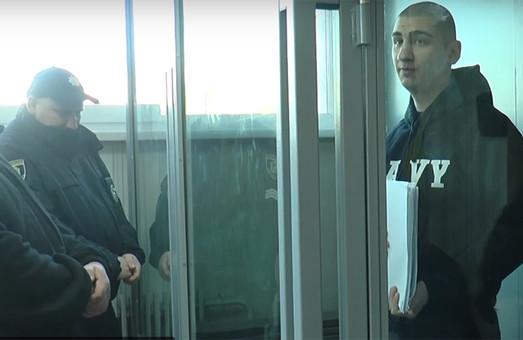 У Харкові заарештували капрала поліції, який стріляв в метро