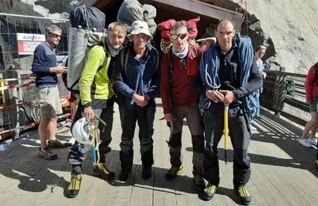 Харків'яни третій рік поспіль перемагають в Чемпіонаті України з альпінізму (ФОТО)