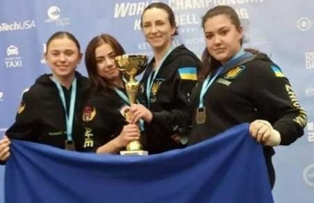 Харків'янка перемогла на чемпіонаті світу з гирьового спорту