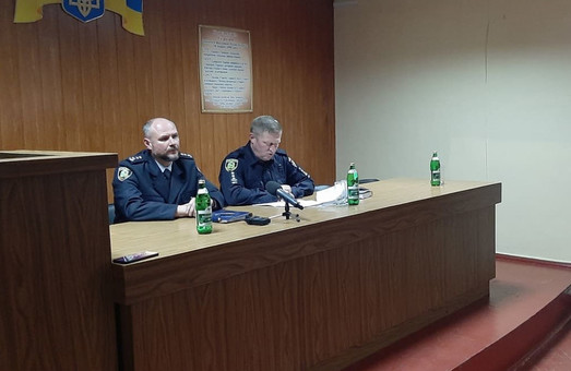 У Лозівському відділенні поліції новий керівник