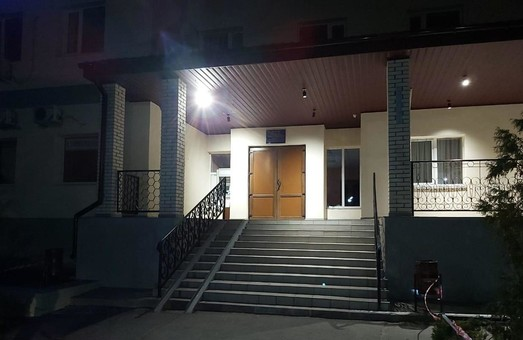 На Харківщині вночі підірвали банкомат (ФОТО, ВІДЕО)