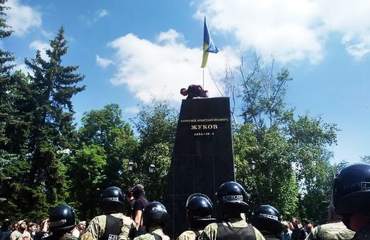 Григоренко чи Жуков: Міськрада зробила ще одну спробу повернути на мапу Харкова ім'я радянського маршала