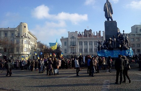 Шість років харківському Євромайдану: здобутки та невиправдані сподівання