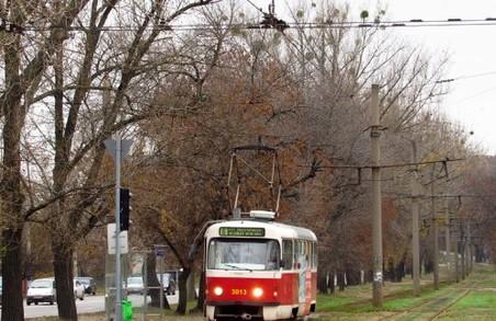 Харків'яни просять мерію збільшити кількість рухомого складу на одному з трамвайних маршрутів